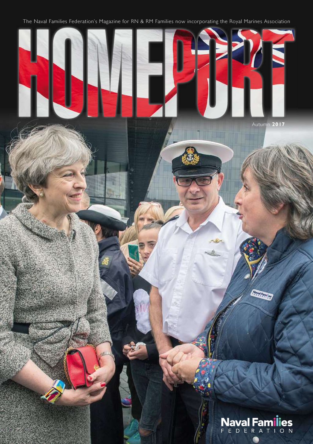 Homeport Autumn 2017 Cover