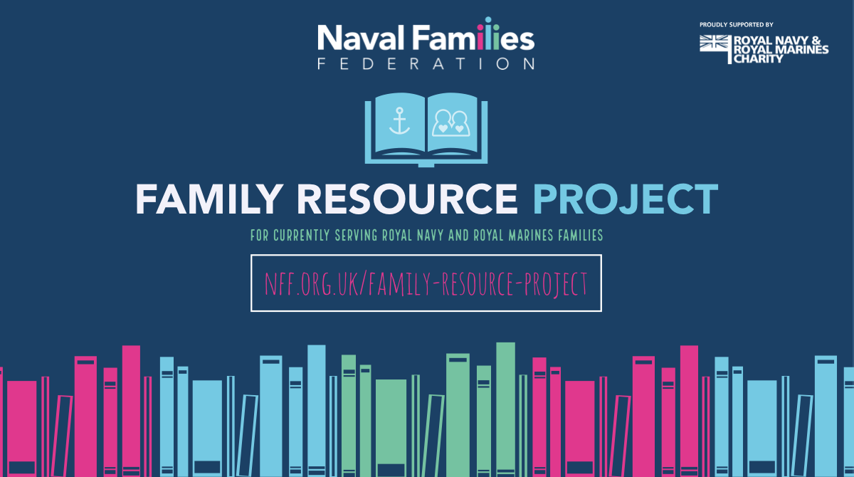 Family resource project poster